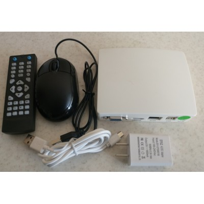 Мини видеорегистратор NVR-1104